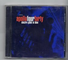 (JF420) Apollo Four Forty, Electro Glide In Blue - 1997 CD