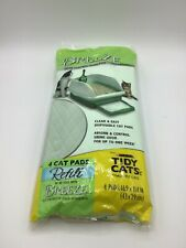 NEW Tidy Cats Breeze Cat Pads 5 Pack of 4 Pads Control Refill SHIPS FREE