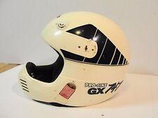 Vintage Griffin XG 747 Pro-Line Motorcycle Motocross Moto MX ATV Helmet sz M