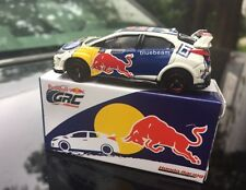 Takara Tomy Tomica ~ No.76 HONDA Civic Type R  Racing Redbull Version