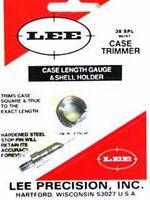 Lee Reloading Case Length Gauge & Shell Holder 38 Special 90157