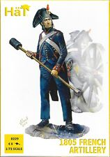 HäT/HaT Napoleonic Wars 1805 French Artillery 1/72 Scale 25mm