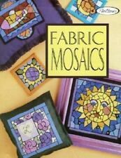 Fabric Mosaics, Boerens, Trice, Beesley, Terrece, Excellent Book