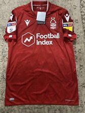 Nottingham Forest FC 2019 2020 Home Shirt Carl Jenkinson #16 Bnwt Small Men's