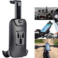Ultimateaddons One Car Bike Motorcycle Universal Holder for 12-17cm Mobile Phone