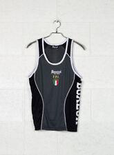 Boxeur des Rues Serie Fight Activewear Canotta Uomo Antracite M (d0a)