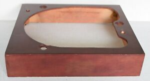 Garrard 50 MKII Turntable Plinth, May Fit Other Models