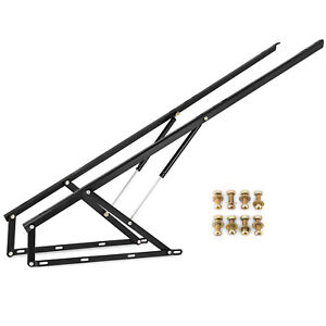 60 Bed Lift Hydraulic Mechanisms Kits For Sofa Bed Space Saving 5ft Install
