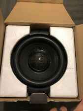 "Memphis Audio BRX840 844 Bass Reference 8"" SVC 4-Ohm Car Audio Subwoofer NIB"