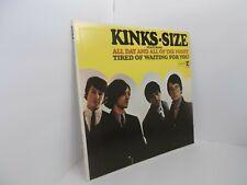 The Kinks Kinks-Size VINTAGE Vinyl LP MONO Reprise EXCELLENT Condition! 1965