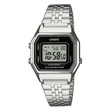 Reloj Casio la680wea-1ef reloj pulsera unisex plata reloj digital-colores reloj watch nuevo