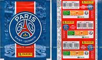 "RARE !! Pochette ""PARIS SAINT-GERMAIN 2021"" bustina, tüte, packet PANINI PSG"