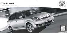 Lista de precios toyota corolla versus 2007 precios auto turismos 7.7.07 auto lista de precios