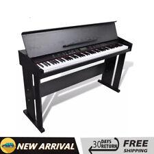 Vidaxl Pianoforte Classico Digitale elettronico con 88 Tasti e Leggio*-*