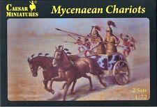 Caesar Miniatures - Mycenaean Chariots - 1:72