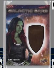 2017 Marvel Guardians of the Galaxy Galactic Garb SM-18 Gamora Huge Ssssp 1/1 ?