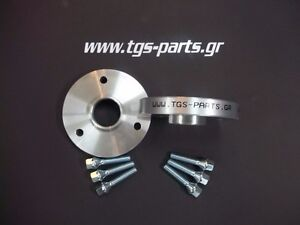 SPACERS WHEEL FOR  SMART FORTWO KIT ALLOY   2 X 30 TGS HUBECENTRIC