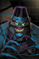 Astonishing X-Men 1 1:25 Dale Keown Variant Shadow King MARVEL 2017