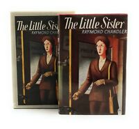 Raymond Chandler The Little Sister 1949 Renewed FIRST EDITION 1st Slipcover
