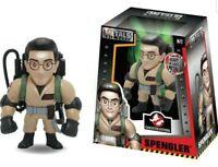 "Jada Toys Metals Die Cast Ghostbusters Spengler Collectible 4"" Figure BNIB #NG"