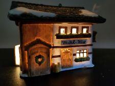 Department 56 Alpine Heritage Village -Milch-Kase #6540-4 New Retired