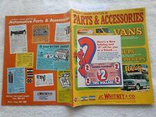 JC WHITNEY & CO. PARTS & ACCESSORIES CATALOG-NO.6C-(1978)-VANS-PICKUPS-4WD