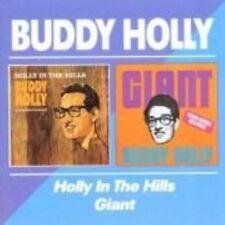 Rock 'n' Roll Buddy Holly Rock Music CDs