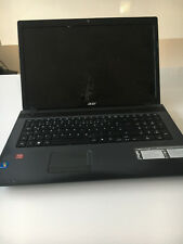 ACER Aspire 7250g 17,3 pollici notebook/laptop * difettoso *