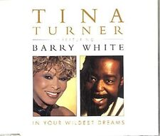 Tina Turner in Your Wildest Dreams (1996, feat. Barry White) [Maxi-CD]