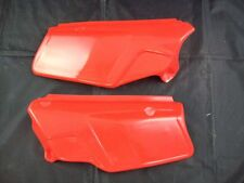 1983 1984 Honda XR 80R 100R Side Panels XR80 XR100 Plates Number