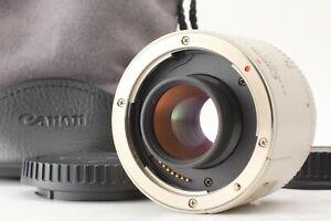 [MINT w/Pouch] Canon Extender EF 2X Teleconverter Lens From Japan 720
