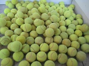 30 USED TENNIS BALLS FOR DOGS - SANITISED BRANDED BALLS - VERY LOW PRICE !