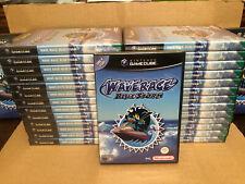 Gamecube Wave Race Blue Storm, UK Pal, New Nintendo Factory Sealed **Imperfect**