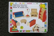 beeboo Puppenhaus-Wohnzimmer, ++ neuwertig ++