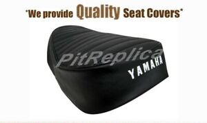 [A168] YAMAHA DT1 RT1 1968 1969 1970 1971 *13SEAMS* SEAT COVER [YPAR]