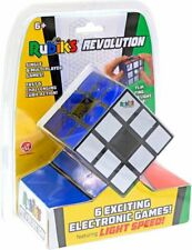 Ideal RUBIK'S Cube REVOLUTION with 6 Exiting Electronic Games