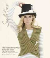 The Third Sublime Aran Hand Knit Book 615