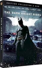 2DVD Collector // THE DARK KNIGHT RISES // C. Bale - G. Oldman / NEUF cellophané