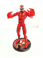 MARVEL LEGENDS SPIDERMAN CLASSICS FEARSOME FOES CARNAGE WITH STAND BASE