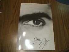 Daid Copperfield souvenir photo book by Herb Ritts