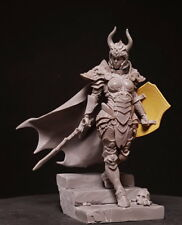 1/24 Resin Figure Model Kit 75mm Death Knight Avenger Garage Unpainted
