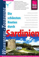 Die schönsten Routen durch Sardinien - Reise Know-How Wohnmobil-Tourguide P. Höh