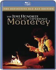 American Landing: Jimi Hendrix Experience Live at Monterey   BLU-RAY NEU