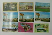 Vintage Postcards SOUTH CAROLINA Unposted Lot of 9