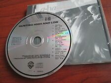 A-HA - HUNTING HIGH AND LOW  [CD EARLY ISSUE] NEAR MINT