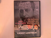 SER O NO SER + LA OCTAVA MUJER DE BARBA AZUL DE ERNST LUBITSCH GARY COOPER DVD