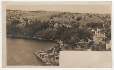 BEAR RIVER NOVA SCOTIA RPPC RP Real Photo Postcard CANADA Oakdene DIGBY NS