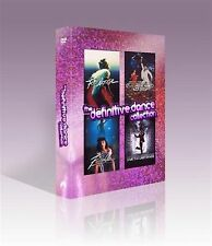 Saturday Night Fever / Save The Last Dance / Footloose / Flashdance (DVD,...