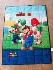 Mario Brothers Weighted Blanket 3.5lbs