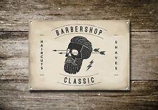 Barber SHOP insegna, segno di metallo, Barbiere segni, uno stile moderno, barbiere, 626